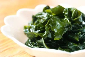 seaweed recipe
